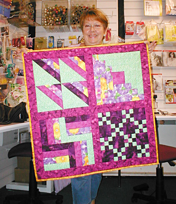 Basic Patchwork Course