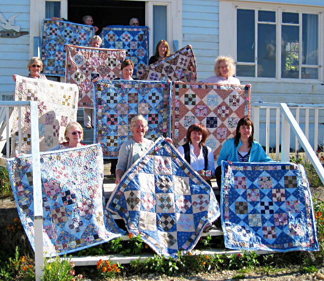 Jelly Roll Quilt Weekend
