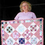 Karen's Jelly Roll Quilt