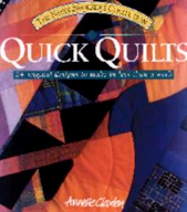 Quick Quilts book